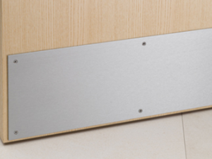 Are Your Kick Plates Made to Order?